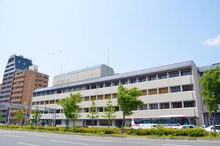 京都市 中京区役所
