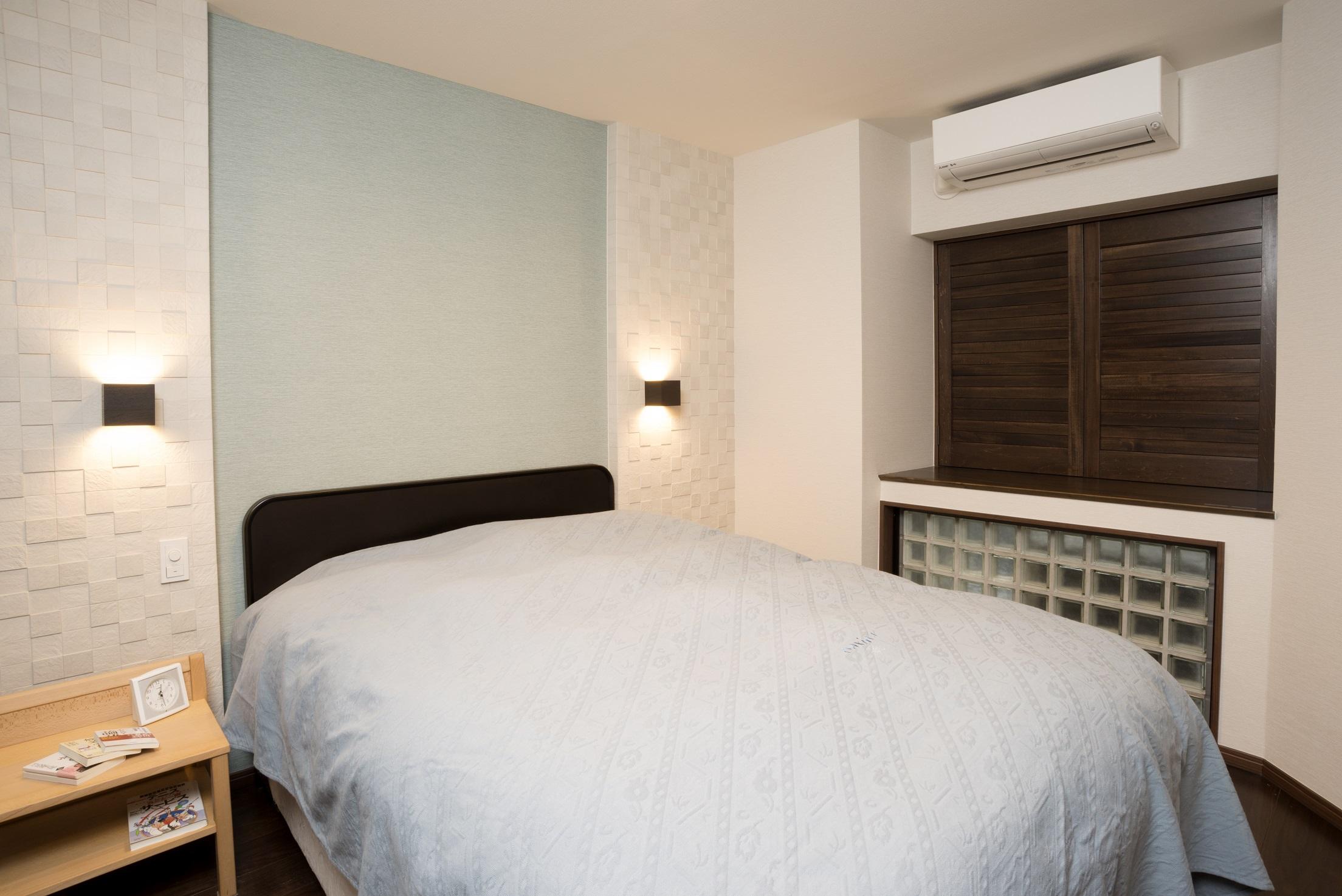 【寝室リフォーム】|間取り変更・内装事例|中古購入× ...